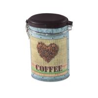 Boite à café couvercle éclaire