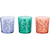 3 VERRES 38CL JUNGLE
