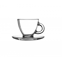 PAIRE TASSE CAFE ROMA 12CL