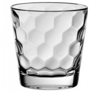 6 verres Honey  forme basse 37cl