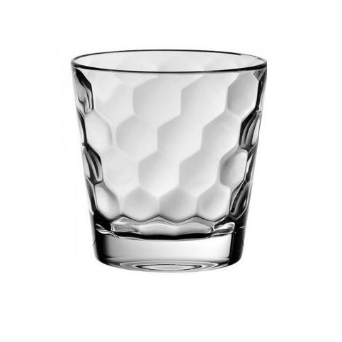 6 verres Honey  forme basse 37cl