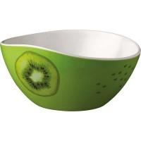 Bol à fruit kiwi mélamine