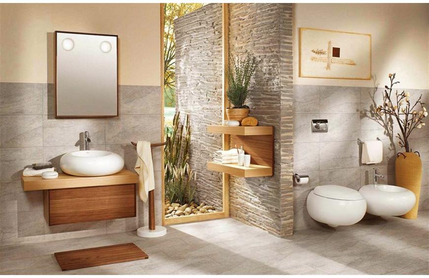 Idées tendances salle de bain !